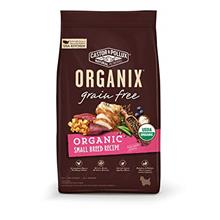 Castor  & Pollux Organix Organic Puppy  & Small Breed Dry Dog Food-US
