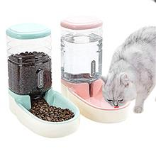 Fairy Tale Automatic Pet Feeder Small &Medium Pets Automatic Food Feeder and W
