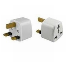 Lemax 3 Pin Traveling Adapter / Universal Adapter Plug Socket