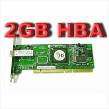 Qlogic QLA2340 QLA 2340 2-Gbps Fibre Fiber Channel HBA Card PCI-X