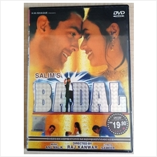 Badal 2000 Film Bollywood Hindi Movie DVD Bobby Deol / Rani Mukerji