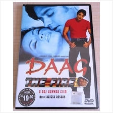 Daag - The Fire 1999 Film Bollywood Hindi Movie DVD