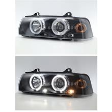 BMW 3 SERIES E36 Projector Headlamp w Ring
