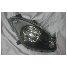 Perodua Myvi 05-09 Black Face Crystal Headlamp Set
