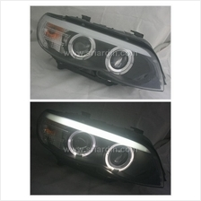 BMW X5 E53 04-07 Projector Headlamp w Ring