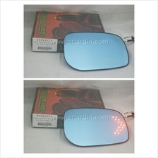 Toyota Vios 07-12 Blue Side Mirror w LED Signal