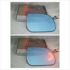 Toyota Estima 08-13 Blue Side Mirror With LED Signal