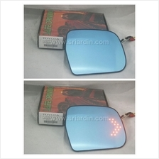 Toyota Estima 00-05 Blue Side Mirror With LED Signal