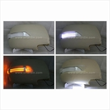 Toyota Alphard / Estima 02-05 Mirror Cover with Bar & LED