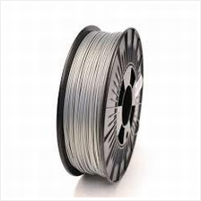 Silver PLA Filament For 3D Printing