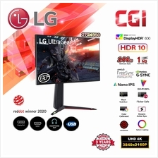 LG 27'' 27GN950 UltraGear 144Hz 1ms Nano IPS G-Sync 4K Gaming Monitor