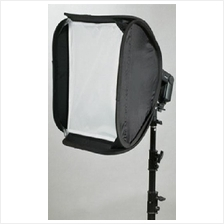 EASY LIGHT SOFT BOX 60CM X 60CM For Flashlight and Studio
