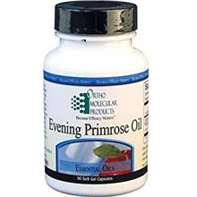Ortho Molecular - Evening Primrose Oil 1300 mg - 180 Capsules/ From USA