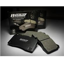 WORKS ENGINEERING Front Brake Pad NAVARA 2.5
