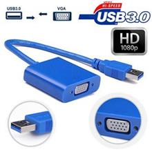 USB 3.0 to VGA Graphic Converter Adapter Cable Card Graphic Display
