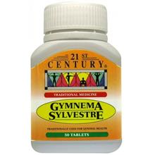 21st Century Gymnema Sylvestre(50 Tablets)(Weight Loss & Sugar Contro