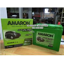 AMARON HI-LIFE DURO N55R 65B24R EFB START STOP AUTOMOTIVE CAR BATTERY