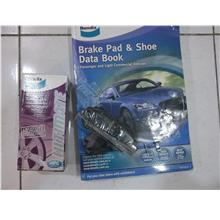 BENDIX ULTIMATE REAR BRAKE PAD for LANCER/ INSPIRA