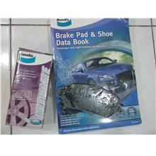 BENDIX ULTIMATE FRONT BRAKE PAD for TOYOTA WISH 1.8/2.0 CAMRY ACV30