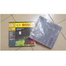 BOSCH CARBON CABIN AIR FILTER for PROTON INSPIRA, LANCER, ASX