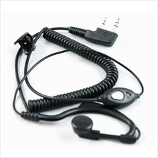 Baofeng Walkie Talkie Earphone Hands Free Earpiece with Mic