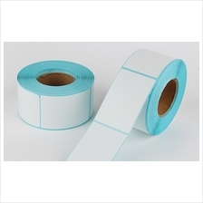 Barcode Label Thermal Paper Sticker 40x60mm 3 Rolls