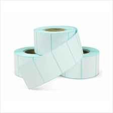 Barcode Label Thermal Paper Sticker 35x25mm 5Rolls 1000pcs/roll