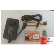 Mini SIM900A GSM SMS GPRS Module for Arduino