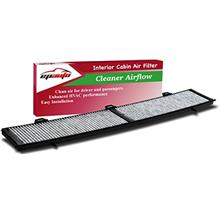 EPAuto CP430 (CUK8430) Replacement for BMW Premium Cabin Air Filter includes A