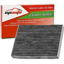 EPAuto CP002 (CF12002) Replacement for KIA Premium Cabin Air Filter includes A