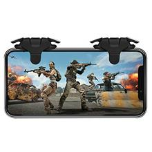 EMISH PUBG Mobile Game Controller Gamepad Trigger Aim Button L1R1 Shooter Joys