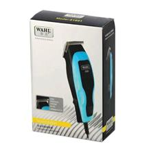 WAHL professional clipper CHROME BLADE hair cutter with accessories