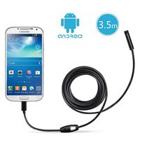 5.5mm Lens 3.5m Endoscope Camera Micro USB OTG Android Waterproof