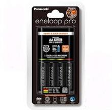 Panasonic Eneloop Pro 2550mAh AA Rechargable Battery + Quick Charger!!