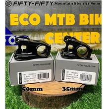 FIFTY-FIFTY Mountain Stem 31.8mm 35mm Length