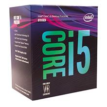 Intel Core i5-8400 Desktop Processor 6 Cores up to 4.0 GHz LGA 1151 300 Series