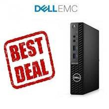 DELL OPTIPLEX 3080 MICRO i5-10500T 256GB SSD **FREE 1 32GB USB DRIVE**