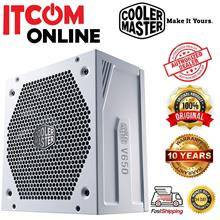 COOLER MASTER V2 GOLD 650W POWER SUPPLY (MPY-650V-AGBAG-UK) WHITE EDITION