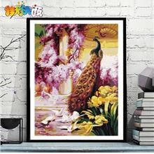DIY Oil Painting In Number 40*50cm (Code : P003)
