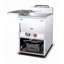 Gas deep fryer 40L 012-2670027