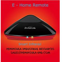 SMART HOME TECHNOLOGY - BROADLINK E-HOME REMOTE IOS & ANDROID