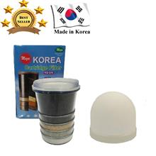 Mineral Pot Water Dispenser Filter Replacement Cartridge,Ceramic And Carbon