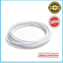 5 meters RO Water Filter White Hose, Size 1/4 inches
