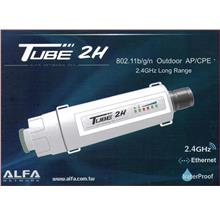 Alfa Tube 2H Outdoor AP/CPE ethernet Vs Ubiquiti