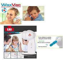 Seen On TV Electronic Ear Cleaner Ear Wax Cleaner WaxVac TV174