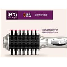 Ceramic large volume comb curly hair curly hair stick straight splint