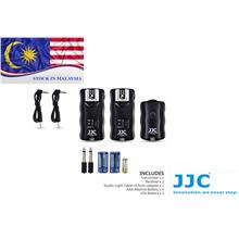 JJC JF-U2 Wireless Remote Control & Flash Trigger Kit (433mHz)
