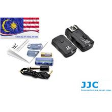 JJC JF-U1 Wireless Remote Control & Flash Trigger Kit (433mHz)