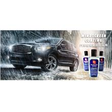 Original Auto Wing Nano Rain Repellent Car Glass Windscreen Coating Liquid 250