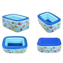 Baby Spa 3 Rings Swim Pool With Electric Pump
